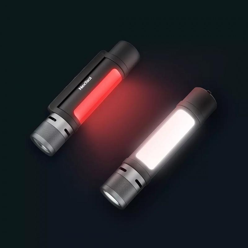 小米有品 Nextool 戶外六合一雷鳴手電筒