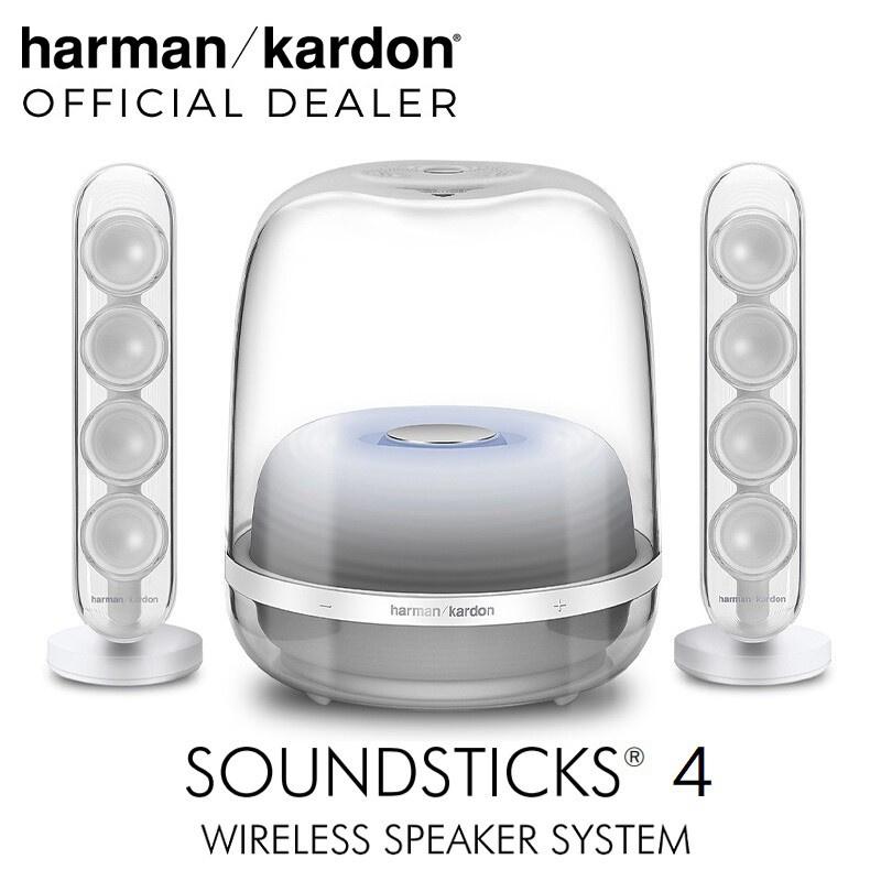 HARMAN KARDON (AV) SOUNDSTICK 4 藍牙喇叭系統😍😍