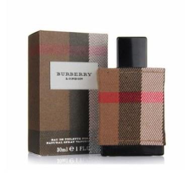 Burberry London Men EDT 博柏利 男士淡香水30ml