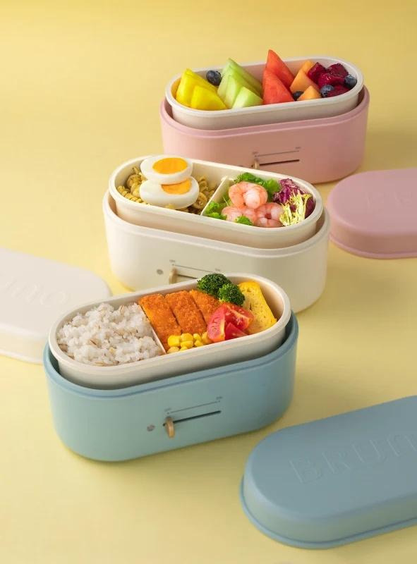 日本 Bruno Lunch Box Warmer 便攜電熱飯盒 [3色]