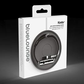 美國BlueLounge Kosta Apple Watch充電座 [3色]
