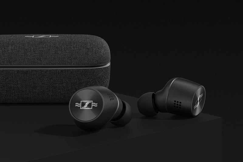 75周年紀念-Sennheiser Momentum True Wireless 2全黑限量版🥳🥳