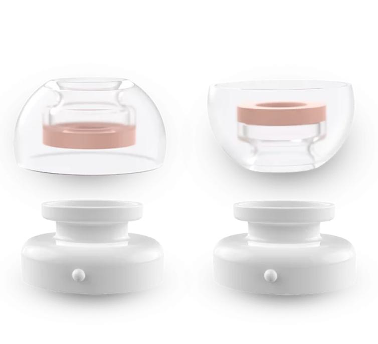 Spinfit CP1025 專利技術AirPods Pro用升級耳膠[4 Size]