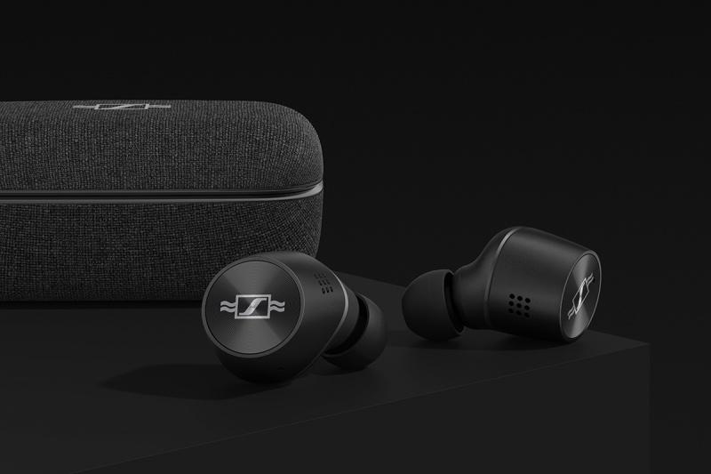 【75周年紀念-全黑限量版】Sennheiser Momentum True Wireless 2