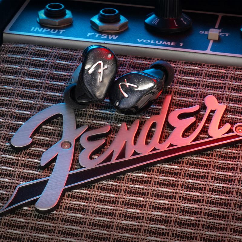 【人氣熱賣中】Fender TOUR 全無線入耳鑑聽耳機