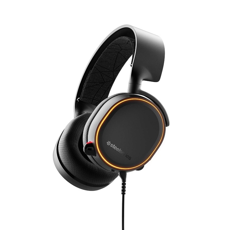 SteelSeries Arctis 5 2019 7.1環繞音效耳機