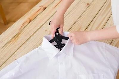 台灣 AWESOME JACK 一鍵輕鬆折疊衣架