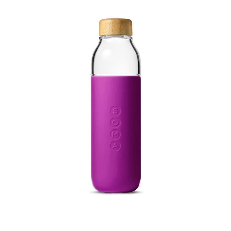 Soma 竹蓋玻璃水瓶 (6 colors)