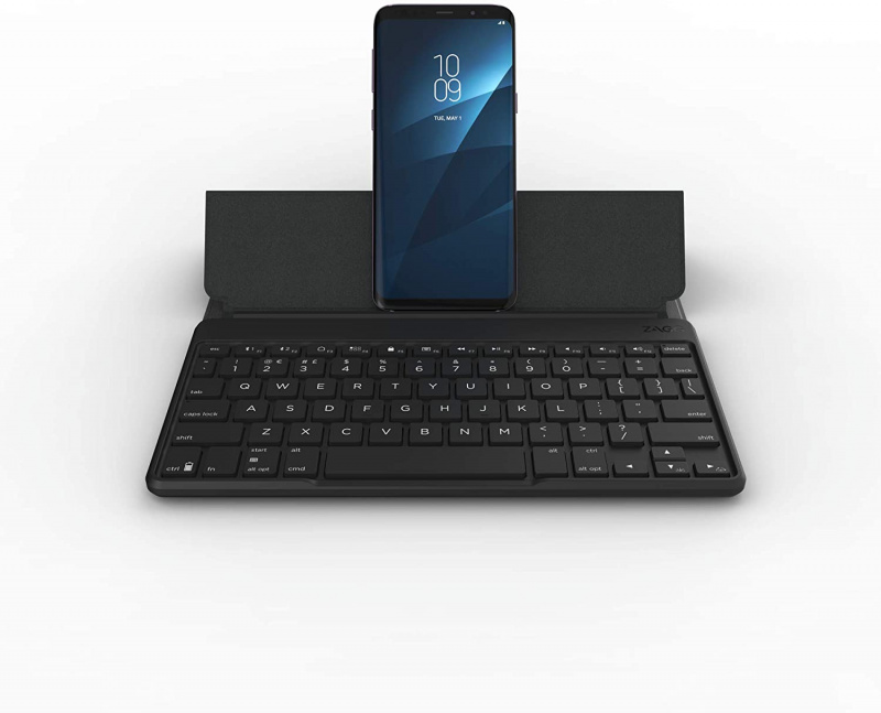 ZAGG Universal Keyboard 7 Color Backlit Fabric