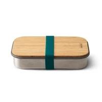 英國Black+Blum STAINLESS STEEL不鏽鋼輕食便當餐盒 (兩尺寸三色)