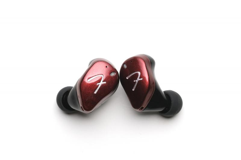 Fender TOUR 全無線入耳鑑聽耳機 [兩色]