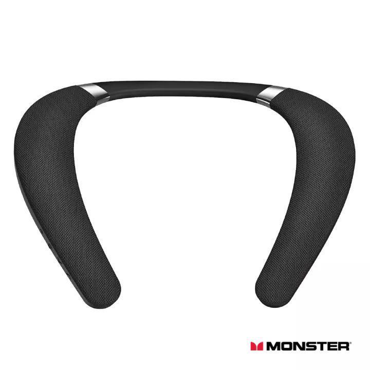 Monster Boomerang 穿戴式無線智能喇叭🎶🎶