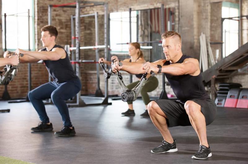 美國 OYO 便攜式全方位健身器(連多功能配件)💪💪