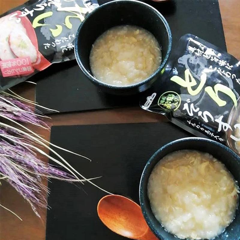 日本 丸善 豪華越光米低卡 赤雞蛋花 即食粥 250g【市集世界 - 日本市集】