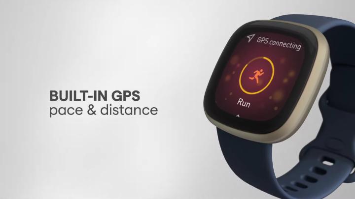 香港行貨 3色選擇 Fitbit Versa 3 (全港免運)