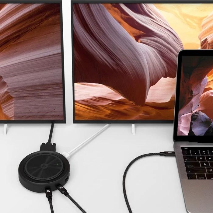 Adam Elements CASA Hub O7 USB-C 7合一無線充電多功能集線器