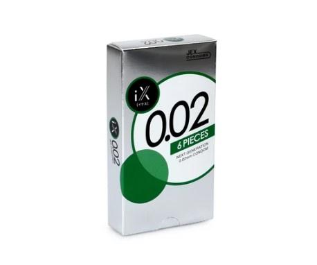 JEX 0.02 6個/盒
