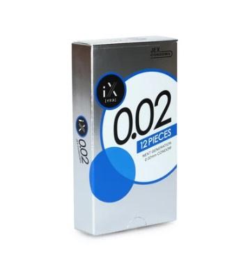 JEX 0.02 12個/盒