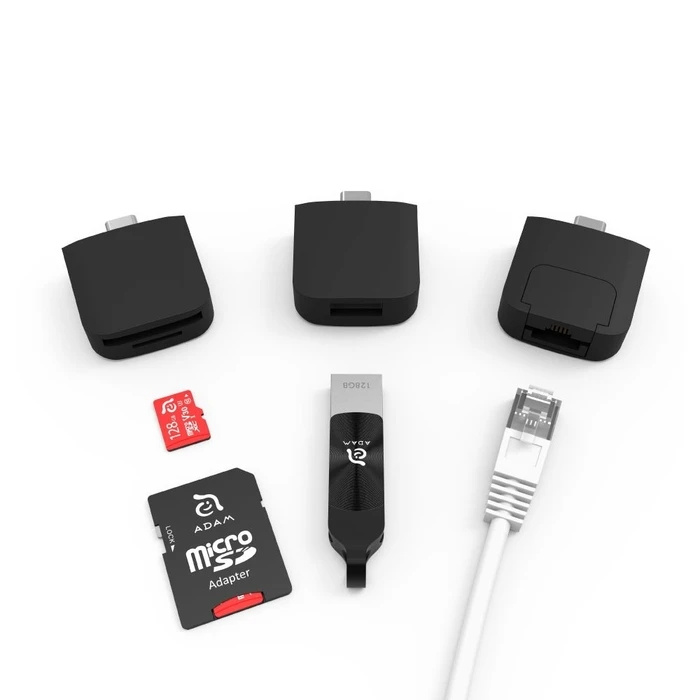 Adam Elements CASA Hub 10E USB-C 10-in-2 多功能集線器