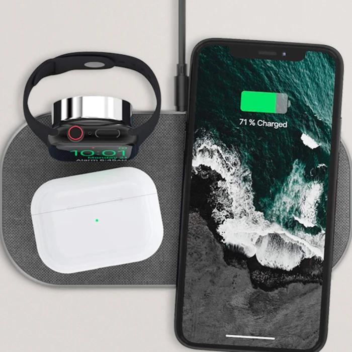 美國Slicecharge 3 Watch Edition 五合一無線充電器