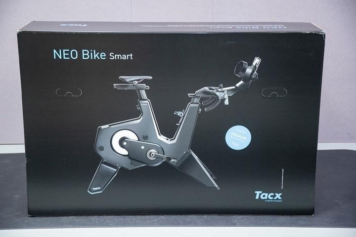 Tacx NEO Bike Smart 訓練台