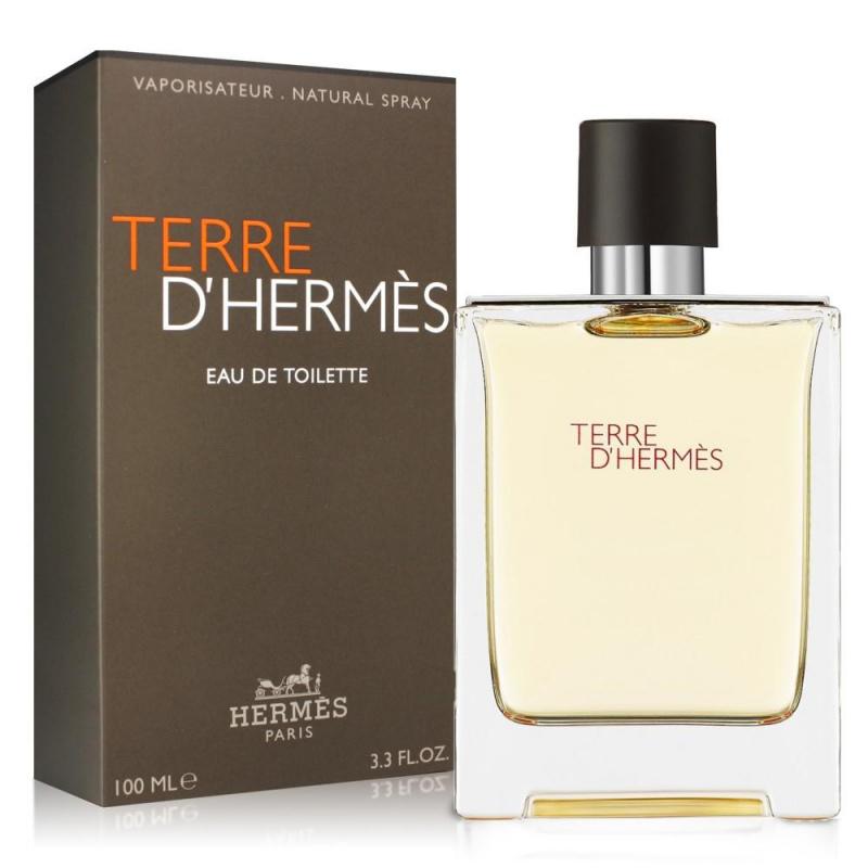 HERMES TERRE D'HERMES 愛馬士大地男士淡香水100ml