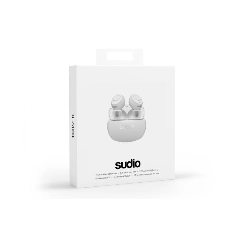 Sudio Tolv R 真無線藍牙耳機 【行貨保養】