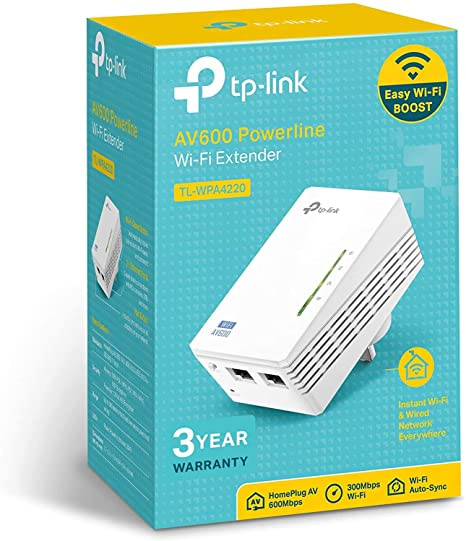 TP-Link TL-WPA4220-KIT 【行貨保養】