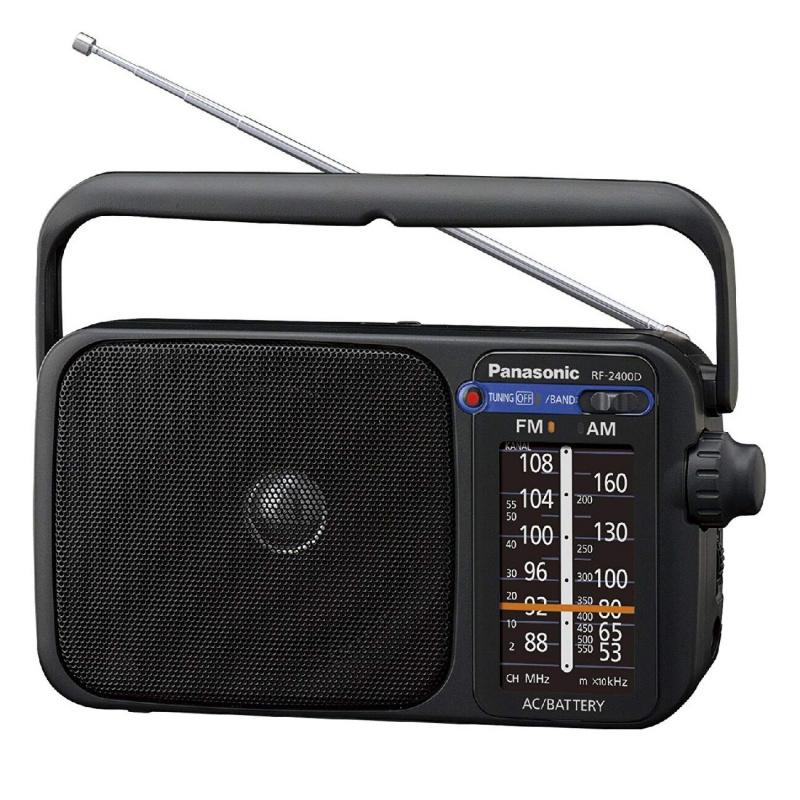 樂聲牌 Panasonic - RF-2400D AM / FM 收音機 (平行進口)
