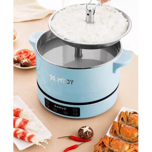 MTOY 升降分體式便攜式分離式火鍋電煮鍋4L [M-408]