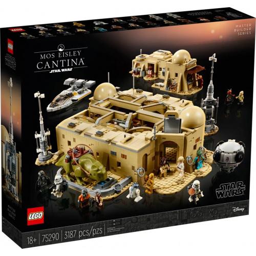 LEGO®Star Wars™ 75290 Mos Eisley Cantina 摩斯艾斯利酒吧