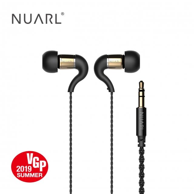NUARL HDSS Hi-Res Stereo Earphone NX30A