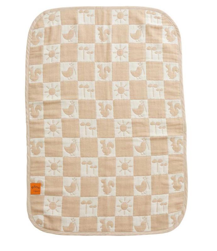 日本製 Priere有機棉抗UV 五重紗被