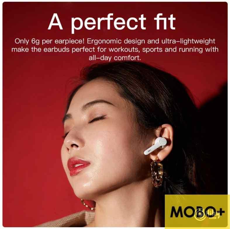 HiBy WH3 高清全無線藍牙耳機