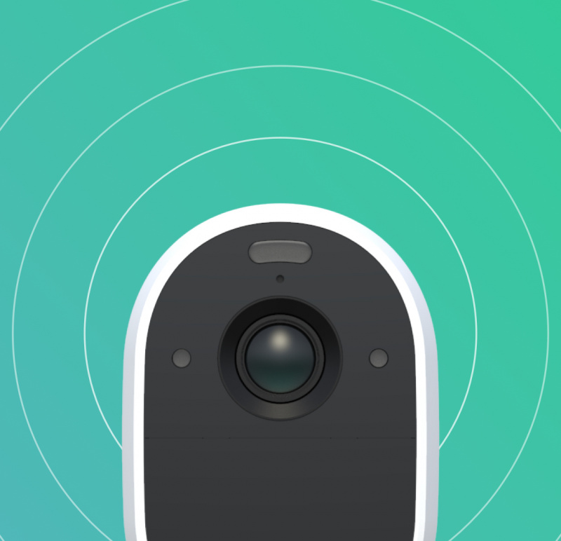 Arlo Essential - 1080p 全高清 WiFi 網絡攝影機 ( Netgear ) - VMC2030