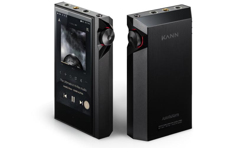【人氣播放器】Astell & Kern KANN ALPHA 隨身音樂播放器