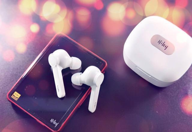 Hiby - HiFi WH3 HD 首款HiFi真無線藍牙耳機🎧