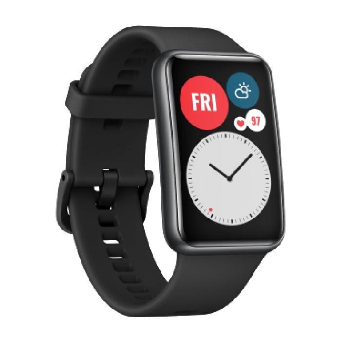 Huawei Watch Fit ⌚️📲 AMOLED 屏幕 心率監測
