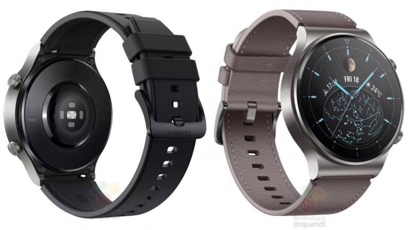 Huawei Watch GT2 Pro 🏌️♂️🏂