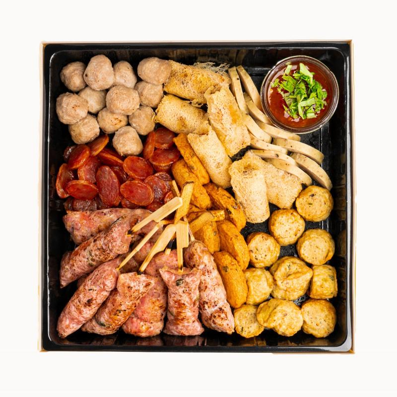 Party盒系列 - 泰式小食盒