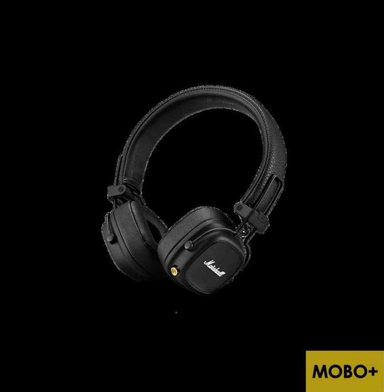 [香港行貨] Marshall Major IV wireless Bluetooth headphones