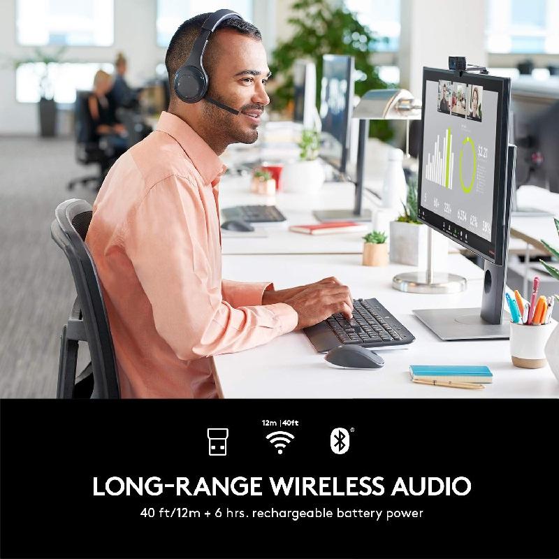 Logitech H800 無線耳機麥克風 【行貨保養】