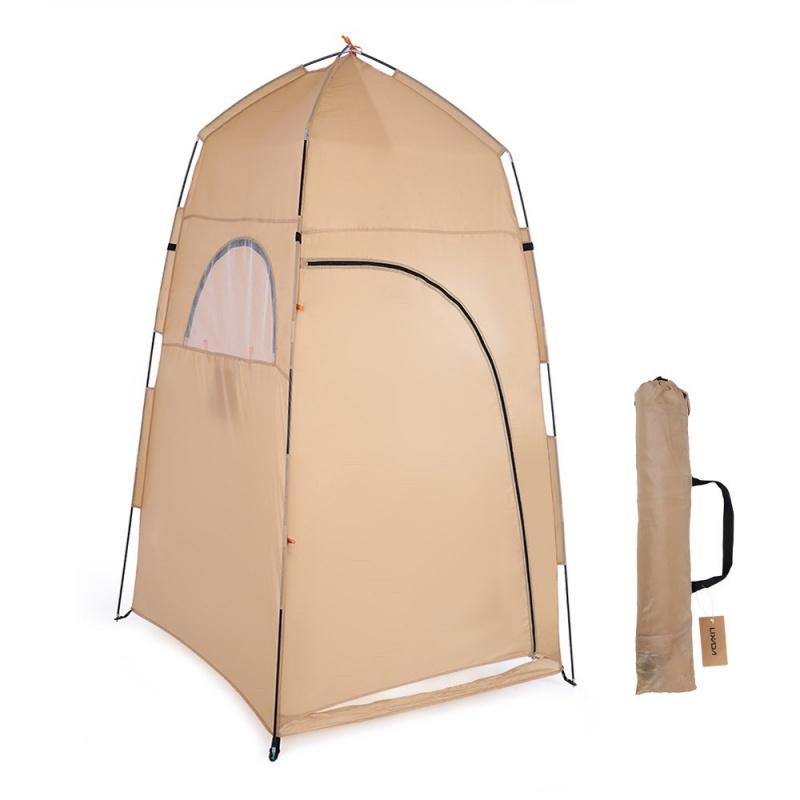 TOMSHOO便攜式戶外更衣室帳篷
