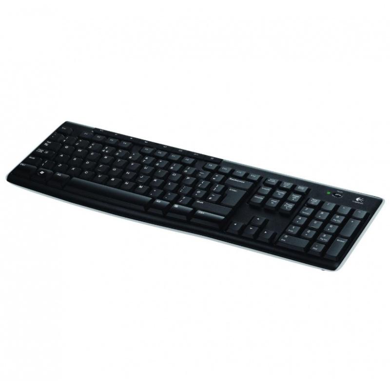 Logitech K270 無線鍵盤 English 【行貨保養】