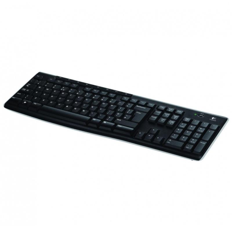 Logitech K270 無線鍵盤 Chinese 【行貨保養】