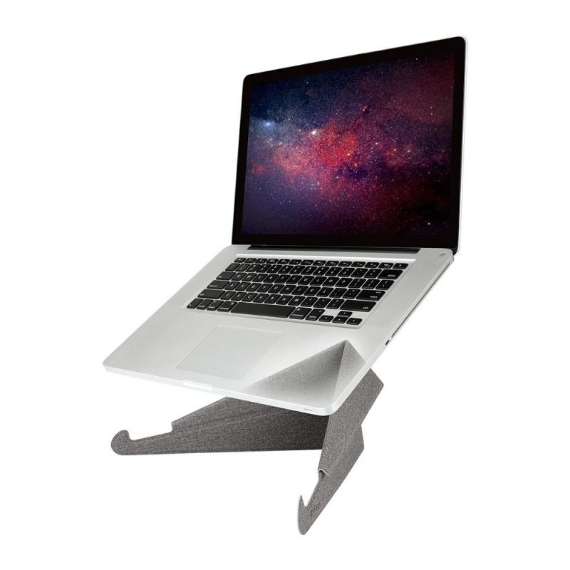 Verbatim 3-Level Adjustable Laptop Stand 三級摺疊式電腦散熱支架 【行貨保養】