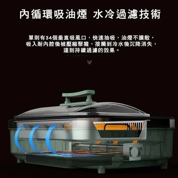 大宇 DAEWOO 韓式無煙電 燒烤爐 SK1 (升級款) 2色