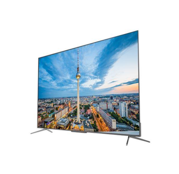 "TCL 55"" C715 QLED 4K 量子點超高清智能電視 (55C715) 隨機贈送TS5000EU SOUND BAR(價值:HK$1299)及語音搖控一個"