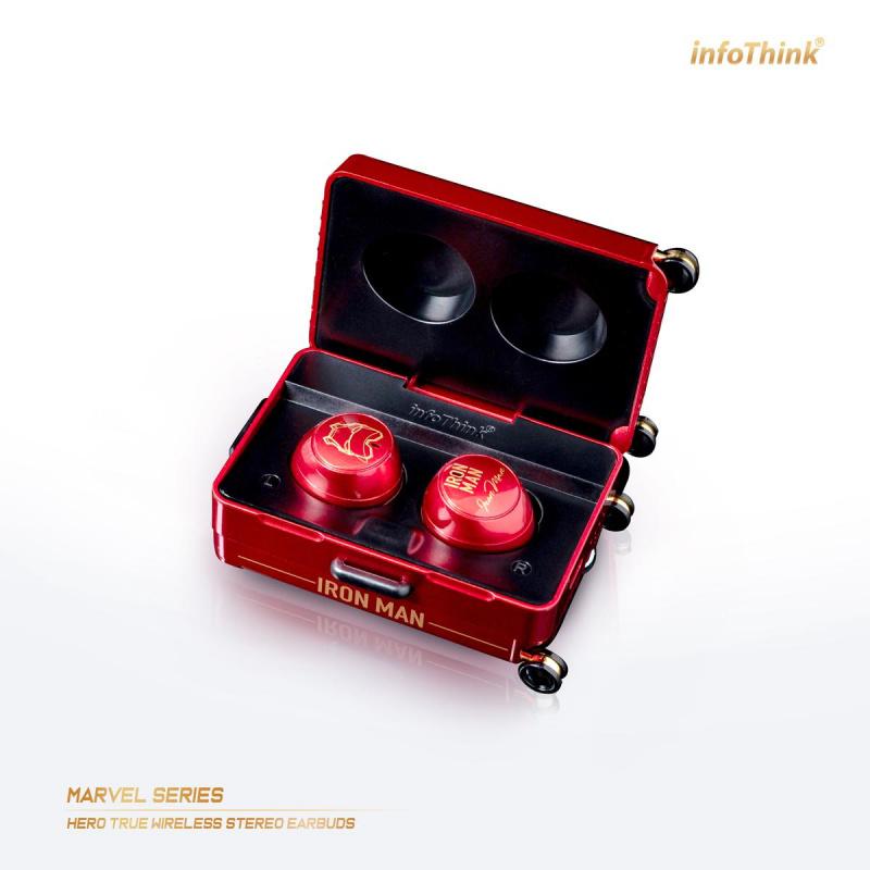 Infothink Marvel Series Hero 真無線立體聲耳機[2款]