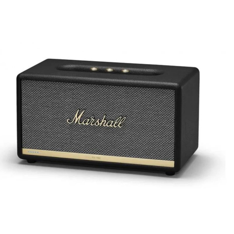 Marshall Stanmore II Voice with the Google Assistant Built-In - BLACK【行貨保養】
